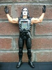 """Vintage Hand Held Electronic Game 1999 Tiger Electronics WCW """"Sting"""" 100%Works!"""