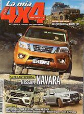 La mia 4x4 2016 1 (143) gennaio-febbraio#Nissan Navara,qqq