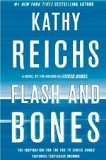 Kathy Reichs - Flash & Bones (Dr. Temperance Brennan) - HC w/DJ 1st PRINT 2009