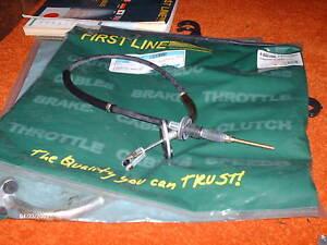 To fit Suzuki Swift 1.0i  1995~2003 Clutch Cable FKC1390 FIRST LINE OE Quality