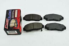 PQ CERAMIC FRONT BRAKE PADS 03-07 HONDA ACCORD EX LX SEDAN V6 06-10 CIVIC GX I4