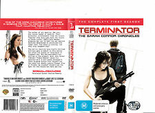 Terminator:The Sarah Connor Chronicles-All 1st Season-2008/9-TV Series USA-3 DVD