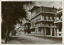 VIAREGGIO - Viale Carducci e Hotel Imperiale 1933