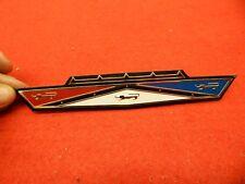 NEW 63 Ford Galaxie 500 500 XL Ford Crest Grille Ornament Insert #C3AZ-8213-A