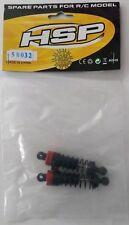HSP RC auto 58104 ANTERIORE AMMORTIZZATORE 1/18 HIMOTO 55 mm