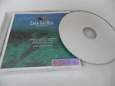 Cafe Del Mar : Volumen Ocho 8 Album CD DIDO Lamb GOLDFRAPP Afterlife Lux