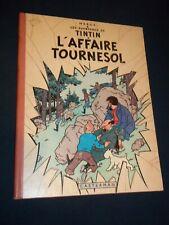 """BD """"TINTIN - L AFFAIRE TOURNESOL"""" HERGé (1960-61) B 29 / CASTERMAN"""