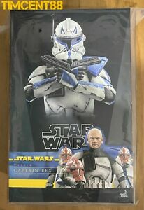 Ready Hot Toys TMS018 STAR WARS: THE CLONE WARS 1/6 CAPTAIN REX New