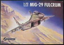 NAKOTNE NE7001 - MIG-29 FULCRUM - 1:72 - Flugzeug Modellbausatz - Model Kit