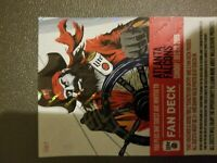 2 Tampa bay buccaneers VS Atlanta falcons tickets