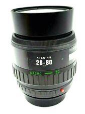 Takumar F Zoom 28-80mm 1:3.5 - 4.5 Pentax Kaf2 Mount