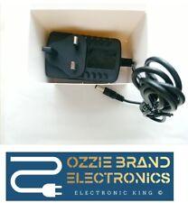 To Fit Western Digital WDBAAU0010HBK-01 12V Power Supply Adapter PLUG Mains UK