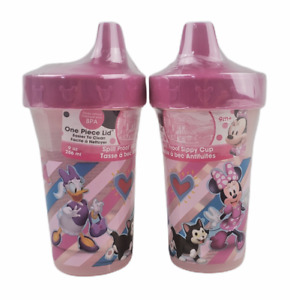 The First Years Disney Minnie Mouse Daisy Duck Sippy Cup 9 Oz cup 2 Pk