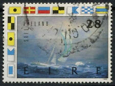 Ireland 1989 SG#732 Yacht Race Used #D3711
