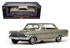 SUNSTAR 1:18 AMERICAN COLLECTIBLES - 1963 CHEVROLET NOVA HARD TOP Diecast Car