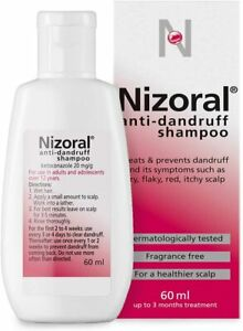 Nizoral Anti-Dandruff Shampoo, Treats And Prevents Dandruff BEST