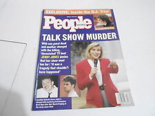 MARCH 27 1995 PEOPLE magazine (NO LABEL) UNREAD -  JENNY JONES TALK SHOW