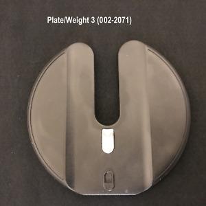 Bowflex SelectTech 552 Series 2 Dumbbell  Weight Plate #3 (middle) 5LB 002-2071