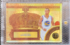 Stephen Curry 2010-11 Panini Gold Standard Gold Crowns /299 SP Steph