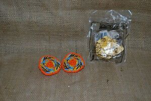 Lot of 3 BeyBlade Happy Meal Toys