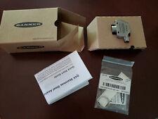 Banner Q4XTULAF300-Q8 Laser Sensor, Analog, M12