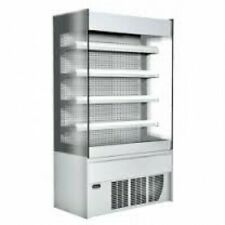 More details for commercial display fridge framec small 110 white very good condition
