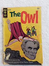 The Owl #2 (Apr 1968, Western Publishing) Fair