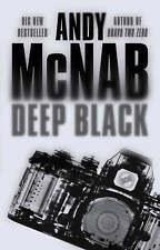 Deep Black by Andy McNab (Paperback, 2004)