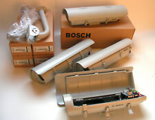 1 lot containing 4 pieces NEW Bosch outdoor camera housing & mounts