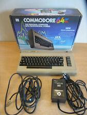 Vintage Commodore 64 computer in original box - CLEAN #1