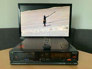 Sony EV-A300EC Video8 Recorder + Fernbedienung