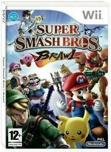 Wii - Super Smash Bros Brawl - Same Day Dispatched - Boxed