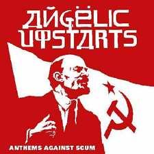 ANGELIC UPSTARTS ANTHEMS AGAINST SCUM LP (blue vinyl)