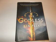 The Godless by Ben Peek (2014, Hardcover) new