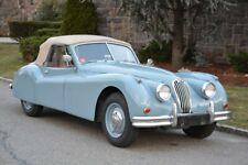 1956 Jaguar Xk Xk 140 Drop Head Coupe