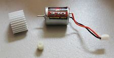 NEW REDCAT RACING VOLCANO 18 V2 370 MOTOR PINION AND HEAT SINK