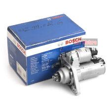 OE Starter Motor Bosch For VW Golf Jetta Passat CC AUDI A3 TT 5MT 6MT 02Z911023G
