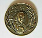 """Benjamin Franklin All Seeing Eye Pyramid Masonic Medal Medallion 1.5"""""""