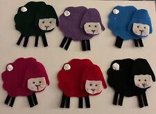 Baa Baa Black Sheep (Green, Purple, etc.) - Children's Felt Flannel Board Story