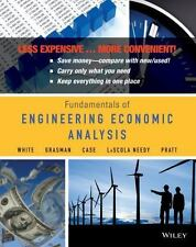 Fundamentals Of Engineering Economic Analysis   by John White   AB