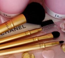 100% Auténtico exclusivo más raros Dior muestran las cejas & Peine Cepillo de oro tras bastidores