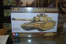 Tamiya 35274 1:35 British Main Battle Tank Challenger 2 (Desertised)