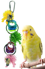1716 FARM RINGER BIRD TOY parrot cage toys cages african grey amazon conure