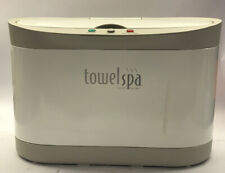 Brookstone Large Towel Spa Warmer Model TSK-5202MM White