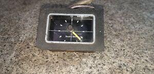 VDO 21871322 Analogue Clock
