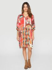 new JOHNNY WAS button down FIESTA tunic dress 2x SOLDOUT AND FABULOUS!