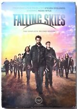FALLING SKIES The Complete Second Season 2 DVD Widescreen >NEW< 2nd/Two