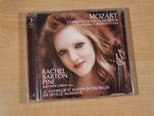 Rachel Barton Pine Mozart: Complete Violin Concertos; Sinfonia Concertante, k364