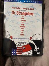 dvd Dr Strangelove Free Ship