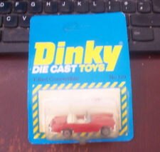 Dinky Airfix 129 Ford T-bird convertible Thunderbird on card